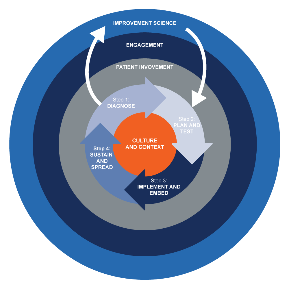 The Quality Improvement wheel for primary care | Quality